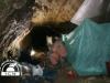 Jaskinia Niedźwiedzia - Biwak