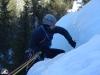 Michal na lodospadzie sektor Ozzimosis