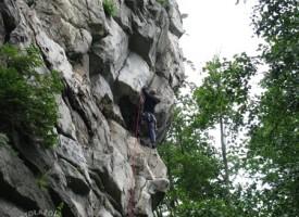 SGW na wspinaczce w Czechach