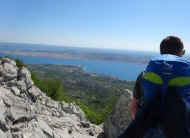 Chorwackie wspinanie wiosną 2017
